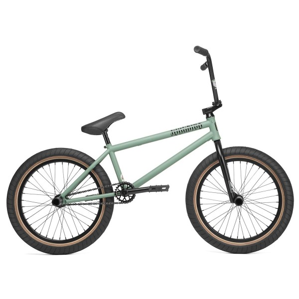 "Велосипед KINK BMX Downside 20.75"" мятный"